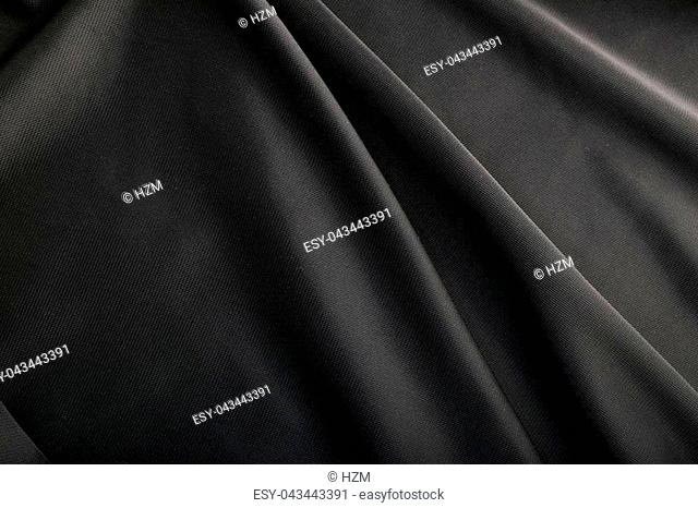 carbon fiber fabric, textile texture background. with silver reflection