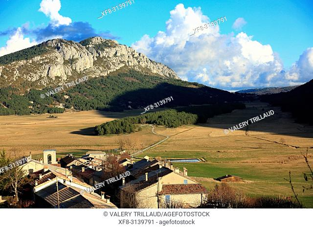 Plaine de Caille, Alpes Maritimes, 06, PACA, France