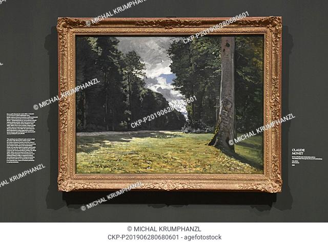 The National Gallery Prague (NGP) will open a large exhibition French Impressionism: Masterpieces from the Ordrupgaard Collection with 60 works on June 29