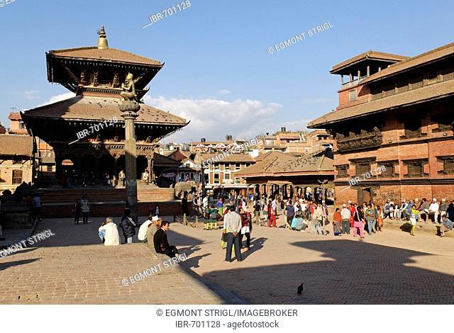 Durbar Square of Patan, Lalitpur, Kathmandu, Nepal