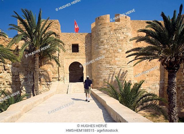 Tunisia, Djerba, Houmt Souk, Borj el Kebir Fort
