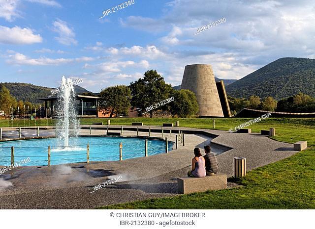 Vulcania, Volcano theme and Leisure Park, Saint Ours, Parc Naturel Regional des Volcans d'Auvergne, Auvergne Volcanoes Natural Regional Park, Puy de Dome