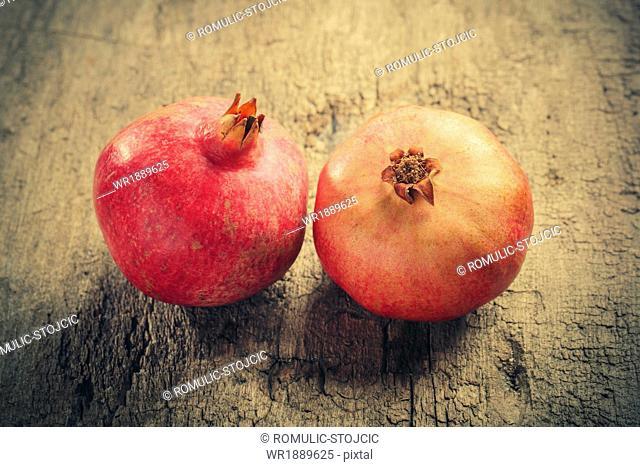 Pomegranate, Close-up, Germany