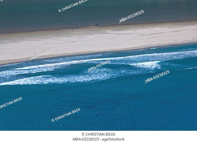 Italy, Sardinia, South coast, province Cagliari, Castiadas, Villasimius, Spiaggia del Simius, Capo Carbonara, Stagno Notteri