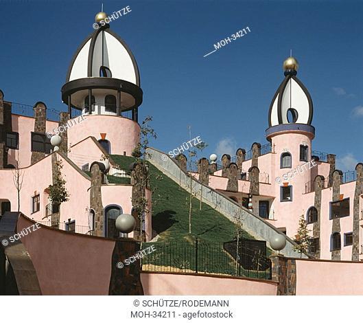 Hundertwasserhaus, 2000/2005