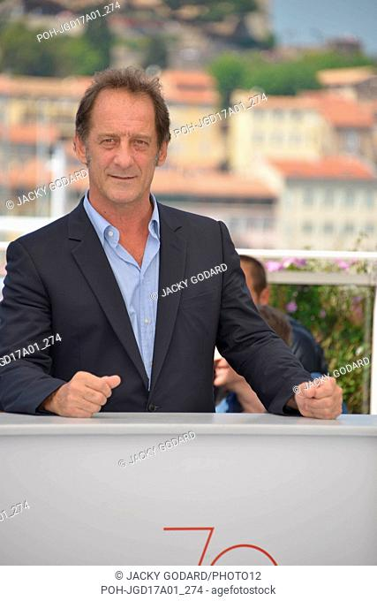 Vincent Lindon Photocall of the film 'Rodin' 70th Cannes Film Festival May 24, 2017 Photo Jacky Godard