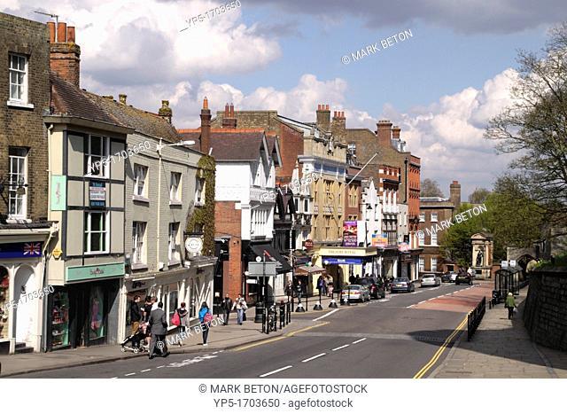 Thames Street Windsor Berkshire