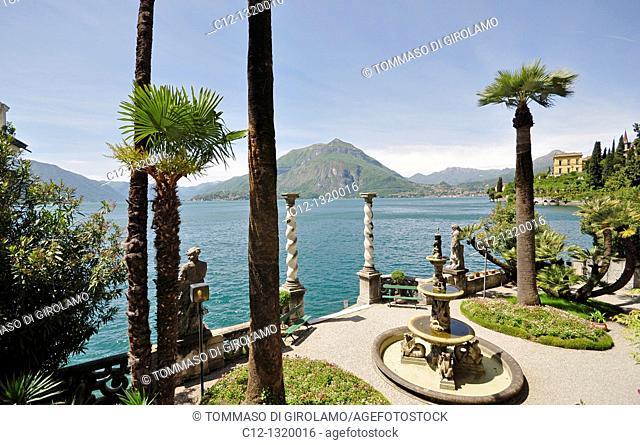 Villa Monastero, Varenna, Lago di Como, Italy