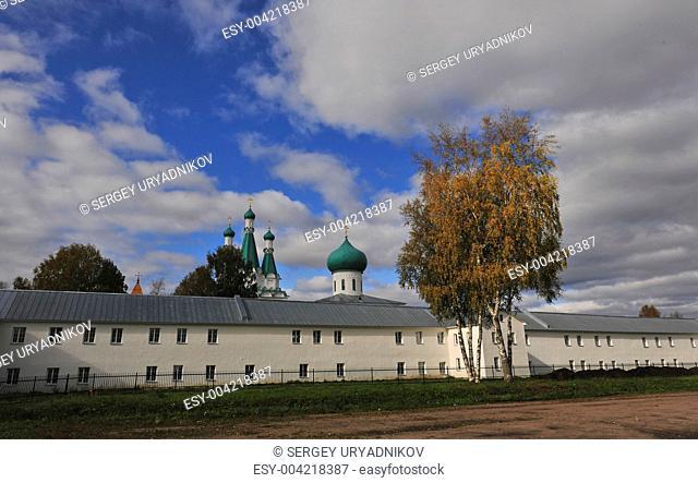 Aleksandro-Svirsky Monastery of the Holy Trinity
