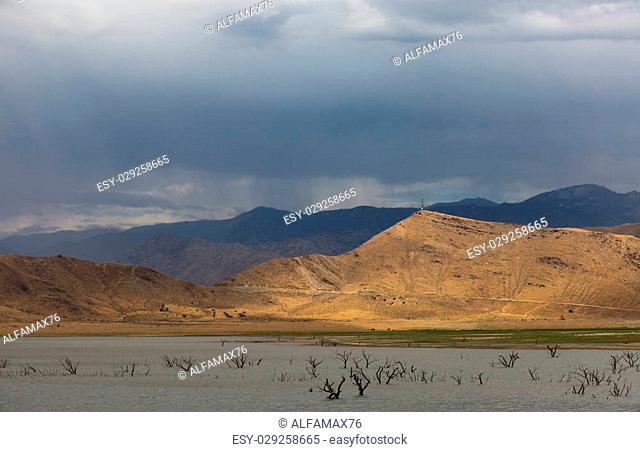 Lake Isabella (formerly, Isabella) is a census-designated place (CDP) in the southern Sierra Nevadas, in Kern County, California, United States