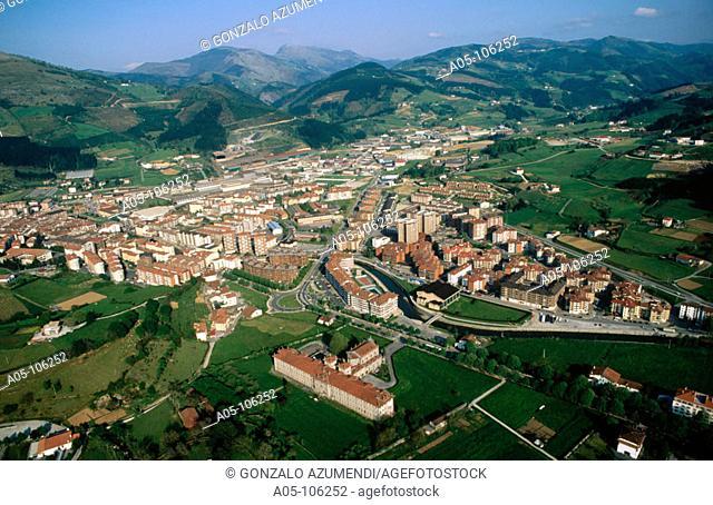 Azpeitia. Guipuzcoa. Spain