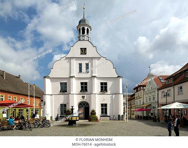 Wolgast, Rathaus