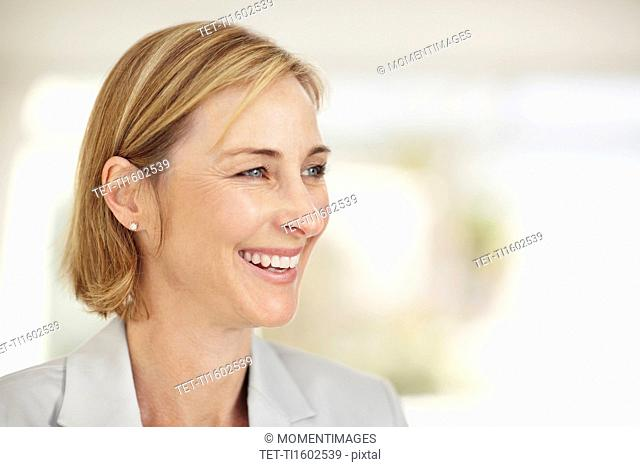 Portrait of mature business woman
