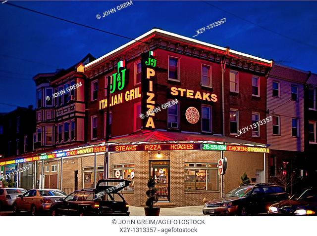 CheeseSteaks, South Philly, Philadelphia, PA, USA
