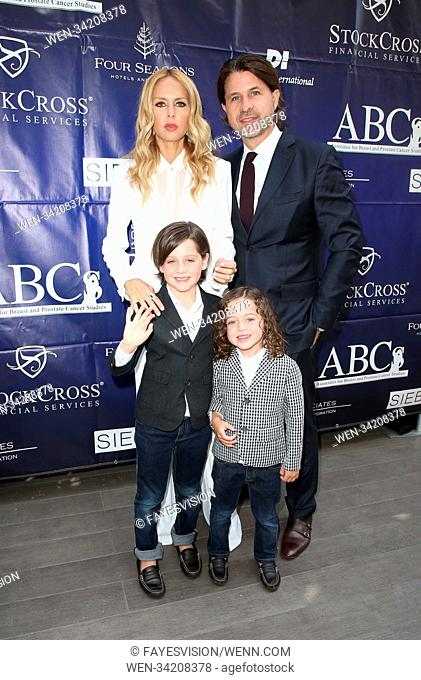 The ABCs Annual Mother's Day Luncheon Featuring: Rachel Zoe, Roger Berman, Kaius Berman, Skyler Morrison Berman Where: Los Angeles, California
