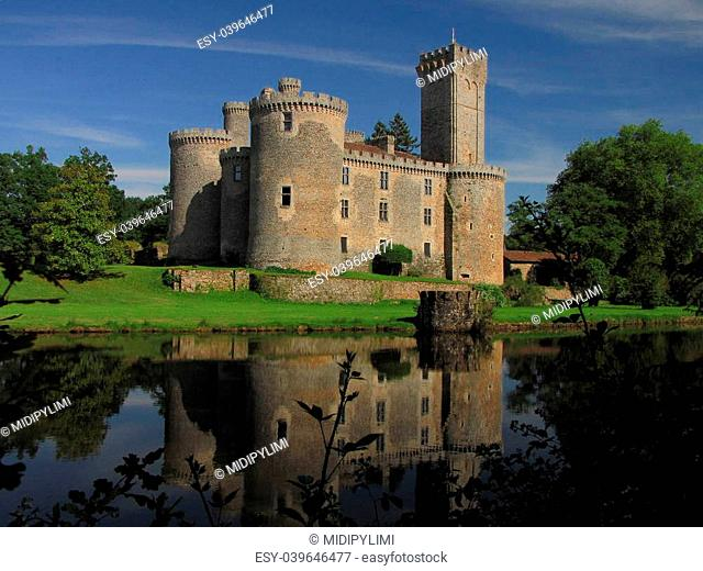 Border of Limousin and Perigord