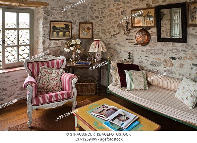 Livingroom with French style