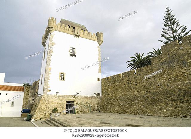 Borj al Qamra, siglo XVI, medina de Assilah, Morocco, Northern Africa
