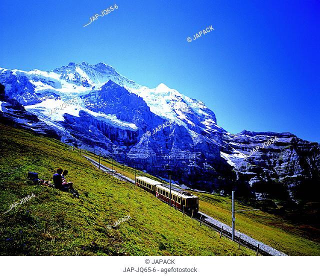Kleine Scheidegg, Switzerland