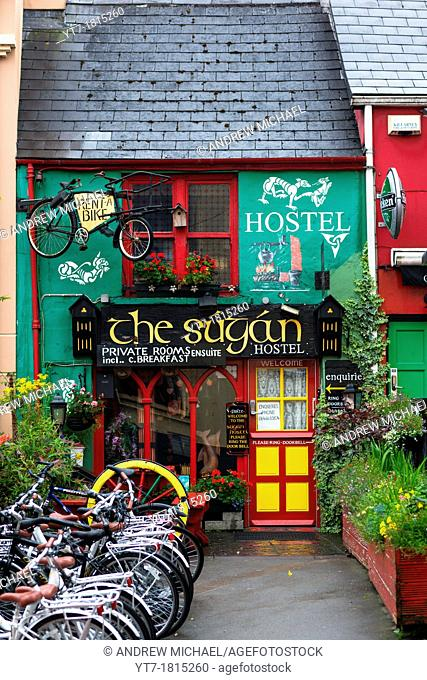 Youth Hostel, Killarney, County Kerry, Republic of Ireland