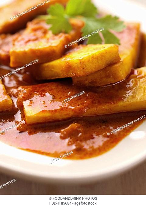 A dish of Paneer editorial food