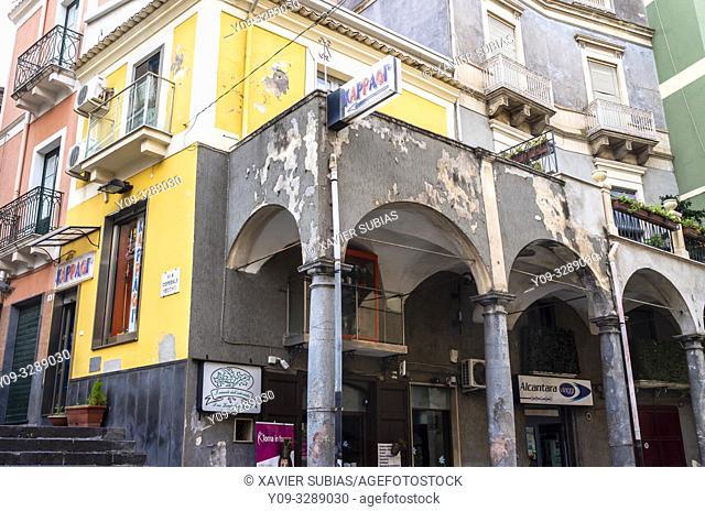 Bronte, Catania, Sicily, Italy