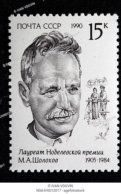Soviet Russian Novelist And