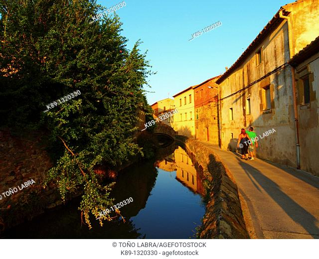 Vergés  Medieval town  Girona  Catalunya  Spain