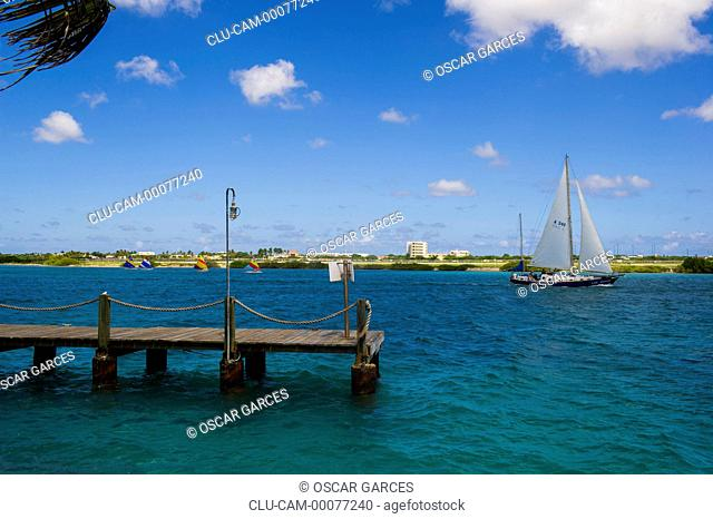 Island Private Renaissance; Renaissance Aruba Resort & Casino, Oranjestad, Aruba, Lesser Antilles, Central America