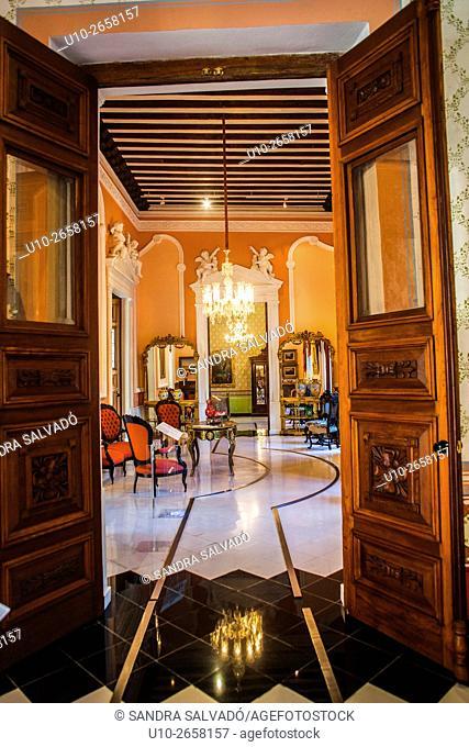 Casa de Montejo, Mérida, Yucatán, México