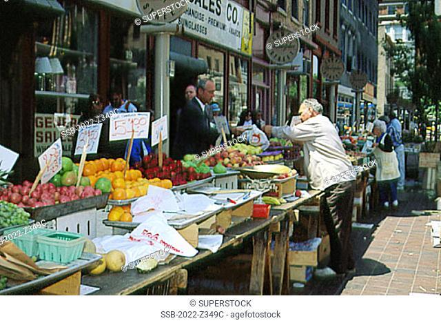 Court Street MarketCincinnatiOhioUSA