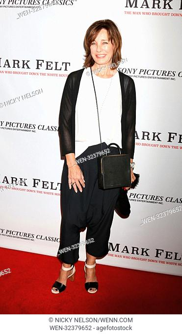 'Mark Felt: The Man Who Brought Down The White House' premiere at the Writers Guild Theater Featuring: Anne Archer Where: Beverly Hills, California
