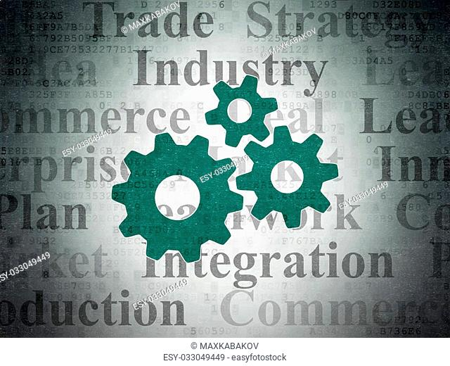 Paint green leader Stock Photos and Images   age fotostock
