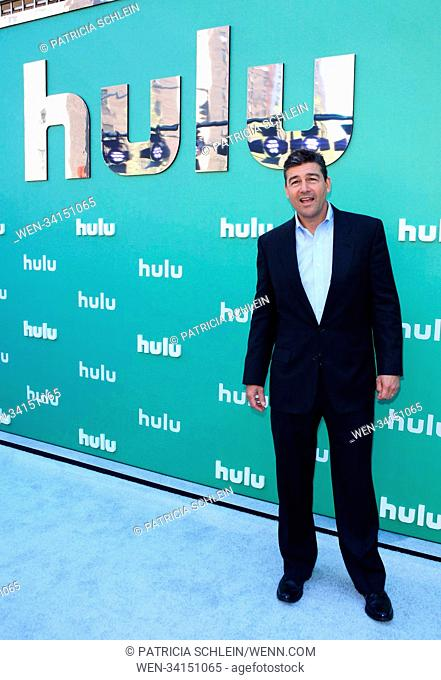 Hulu Upfronts 2018 NYC Featuring: Kyle Chandler Where: NYC, New York, United States When: 02 May 2018 Credit: Patricia Schlein/WENN.com