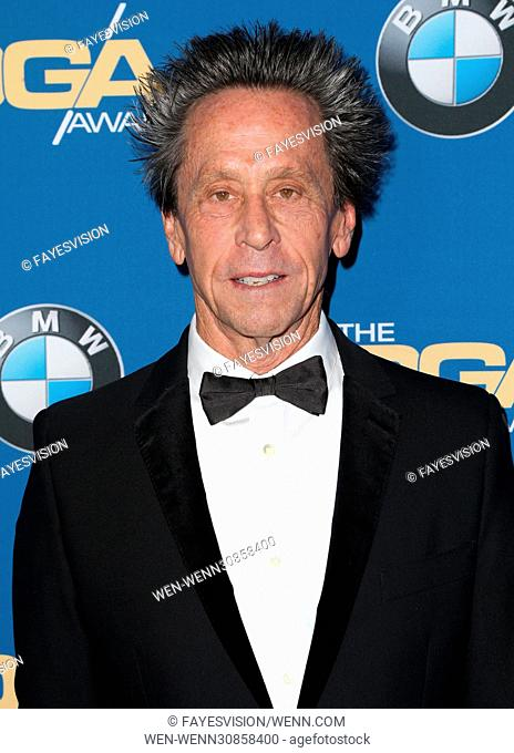 69th Annual Directors Guild Of America Awards Featuring: Brian Grazer Where: Beverly Hills, California, United States When: 05 Feb 2017 Credit: FayesVision/WENN