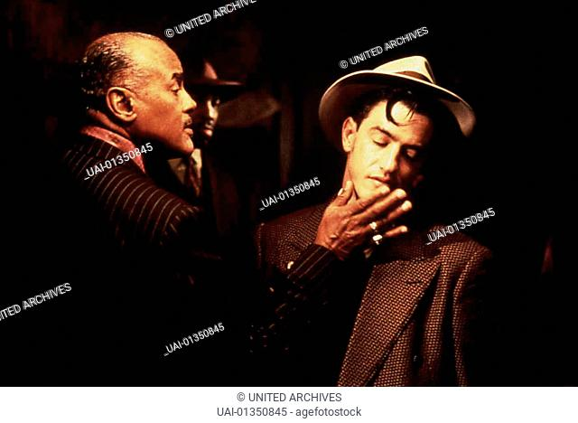 Kansas City, Kansas City, Kansas City, Kansas City, Harry Belafonte, Dermont Mulroney Seldom Seen (Harry Belafonte) faengt den kleinen Dieb Johnny O'Hara...