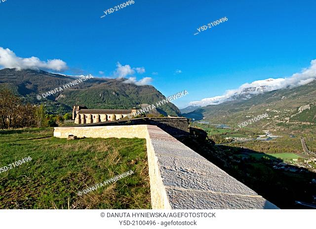 Mont Dauphin fortifications by Vauban, UNESCO, France