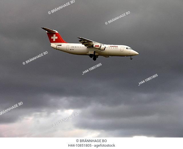 10851805, Switzerland, Swiss international air lin