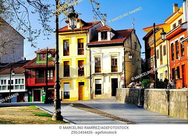 Avilés is a city in Asturias, Spain