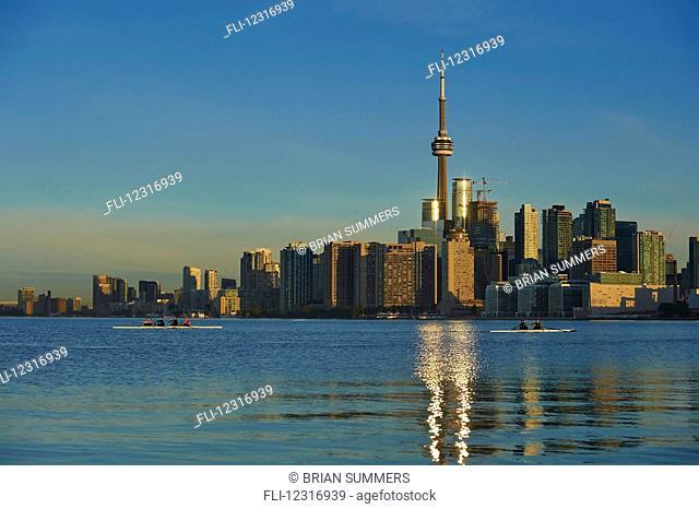 Hanlan Boat Club; Toronto, Ontario, Canada