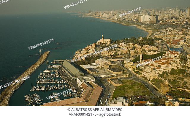 Jaffa Gulf Aerial shot
