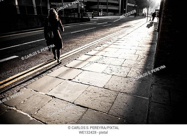 Street photography in London, UK
