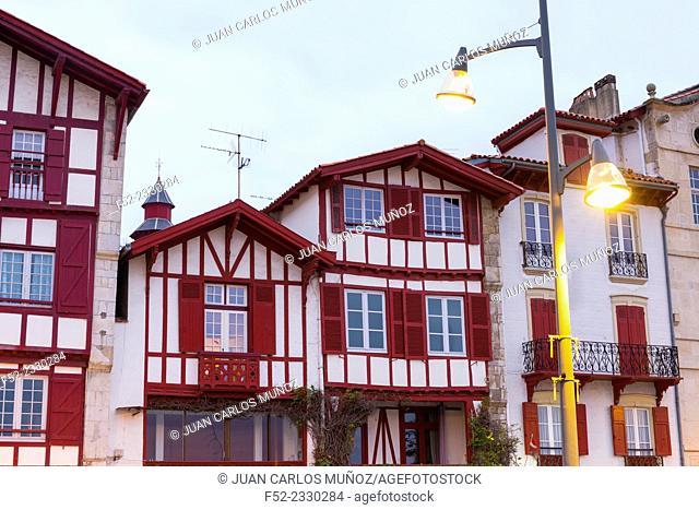 Saint-Jean-de-Luz, Pyrenees Atlantiques Department, Aquitaine, France, Europe