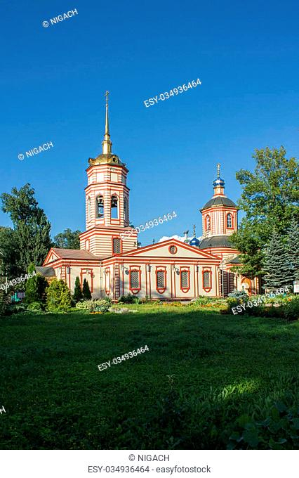 Temple of Exaltation of the Cross in Altufievo