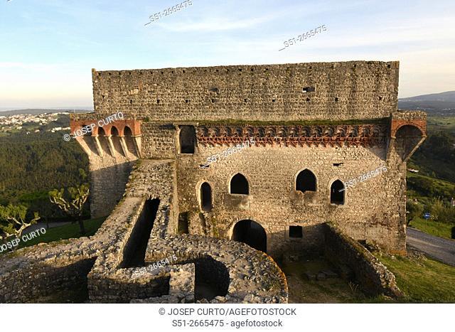Castle of Ourem, Portugal
