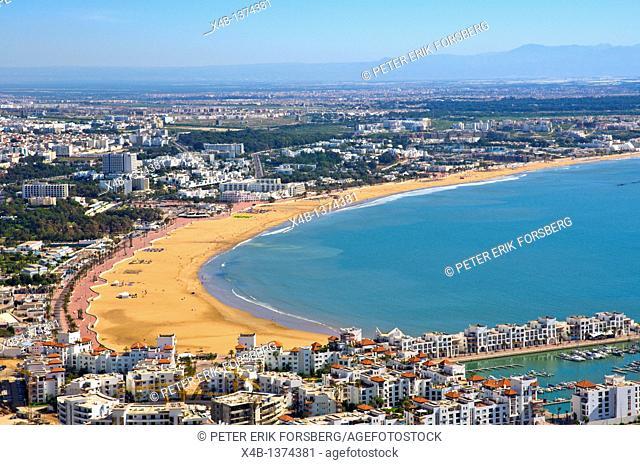 Agadir the Souss southern Morocco Africa
