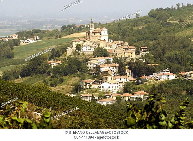 Torricella Verzate. Oltrepò Pavese. Pavia. Lombardia. Italy