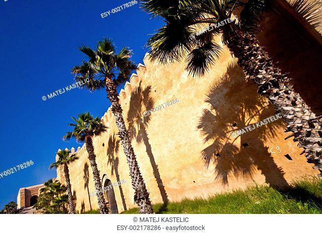 Medina wall
