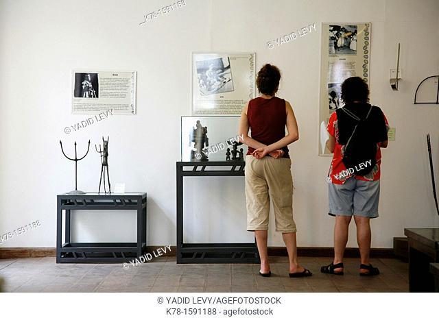 Museu Afro-Brasileiro, Salvador, Bahia, Brazil