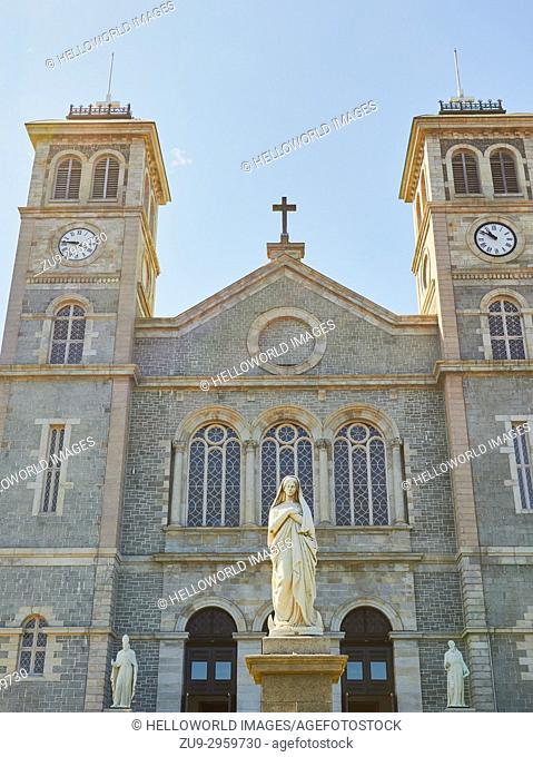 Basilica of St John the Baptist (1855) Roman Catholic church, St John's, Avalon Peninsula, Newfoundland, Canada